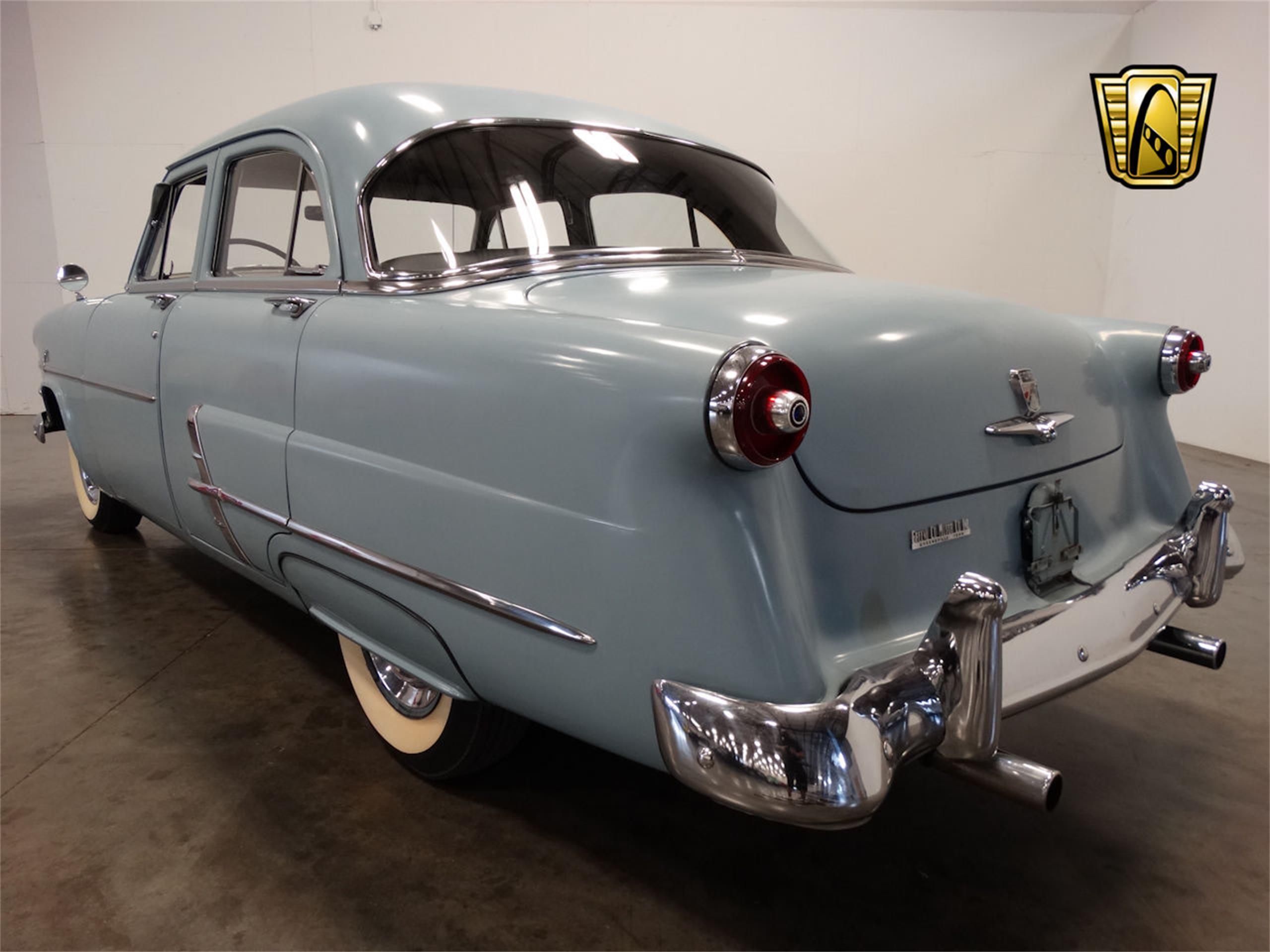 Large Picture of '53 Customline - LRU6