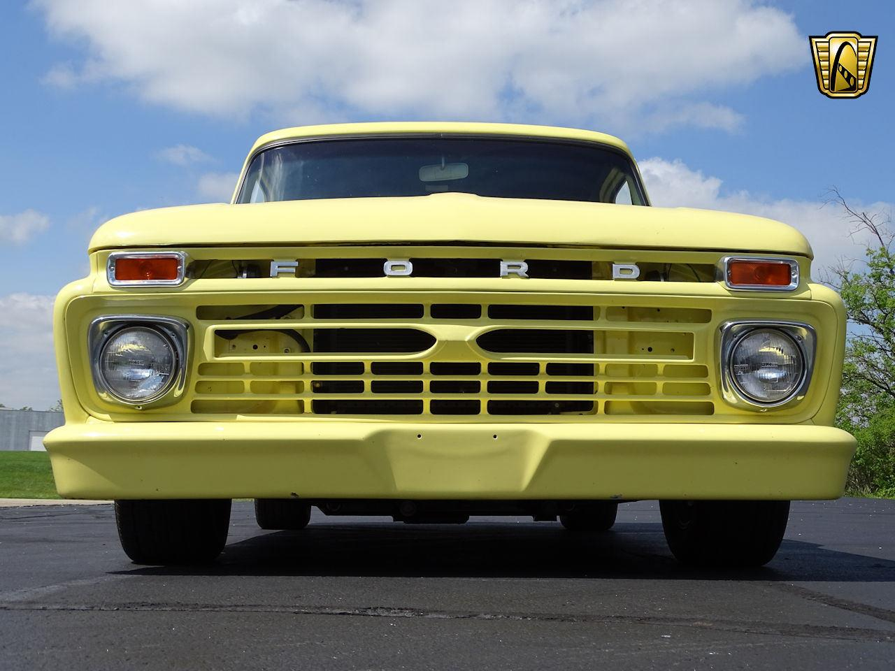 Large Picture of '66 F100 - LRUA