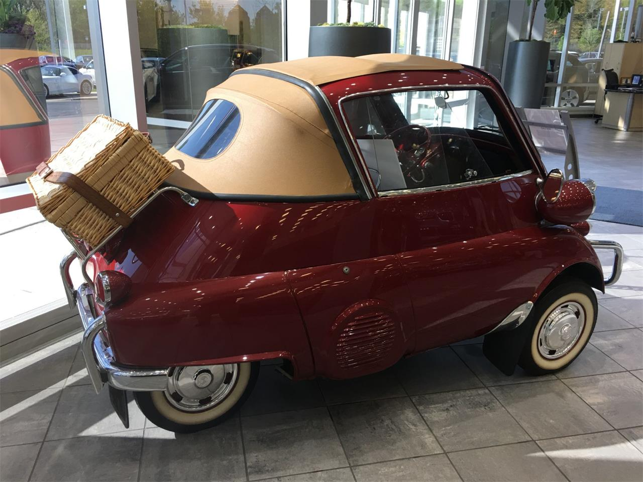 1958 Bmw Isetta For Sale Classiccars Com Cc 1015872