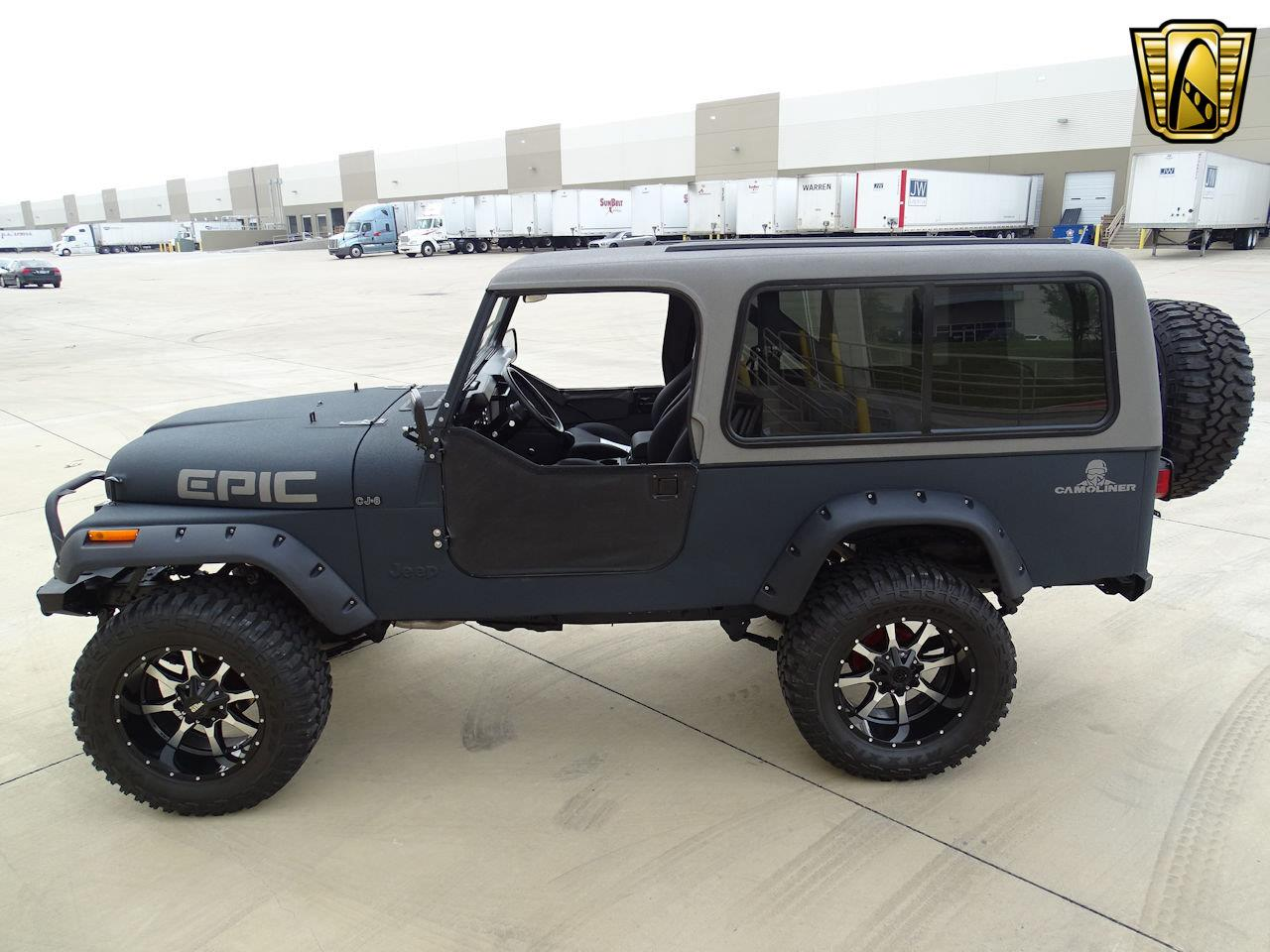 Large Picture of 1981 CJ8 Scrambler located in DFW Airport Texas - $38,000.00 - LRUP