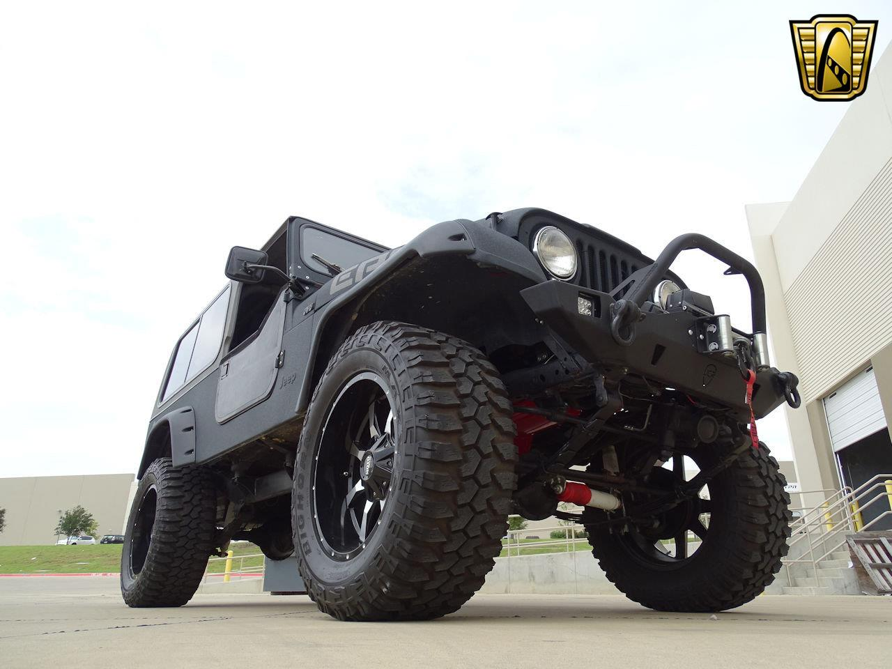 Large Picture of '81 CJ8 Scrambler - $38,000.00 Offered by Gateway Classic Cars - Dallas - LRUP