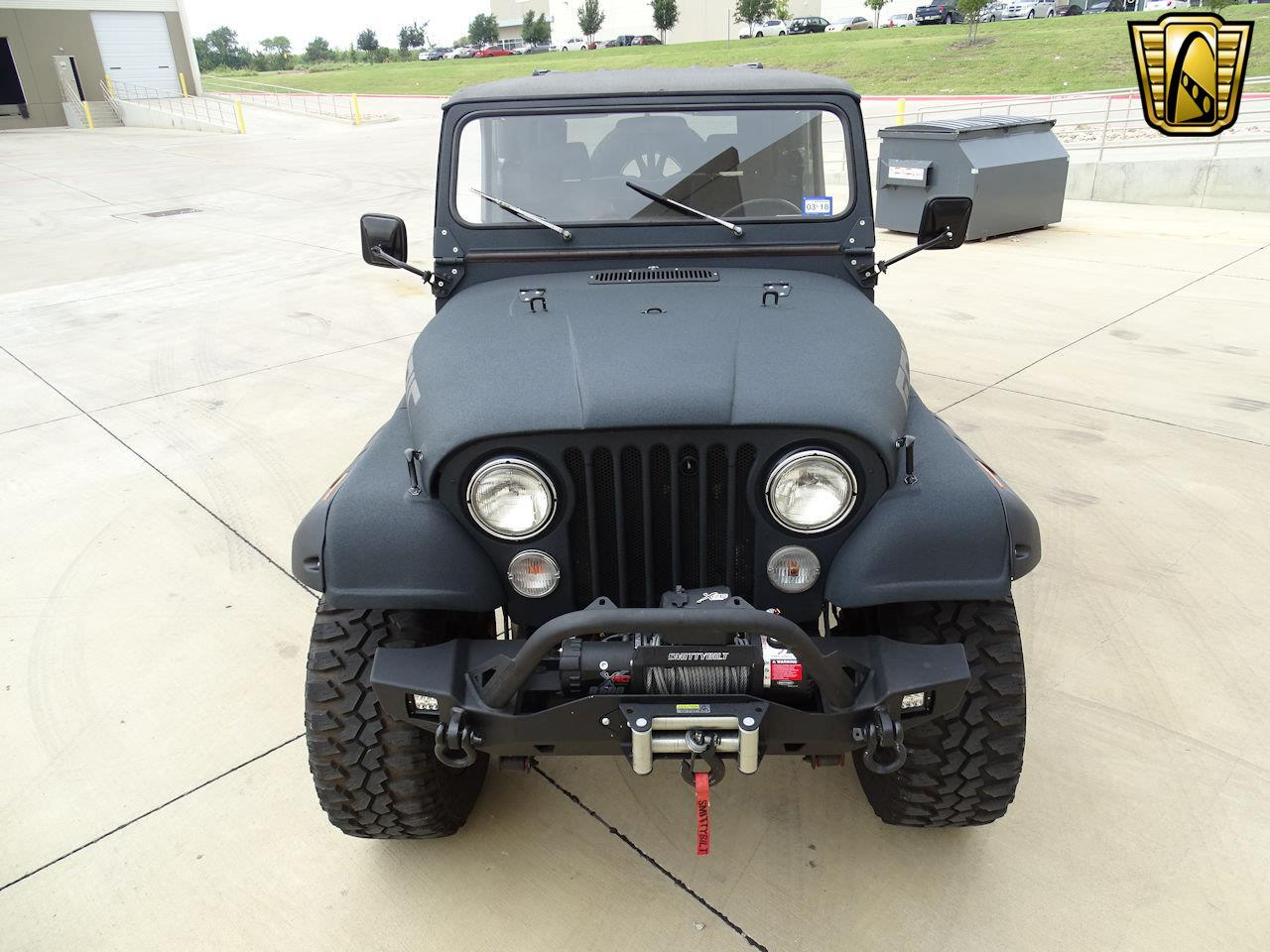 Large Picture of 1981 Jeep CJ8 Scrambler located in Texas Offered by Gateway Classic Cars - Dallas - LRUP