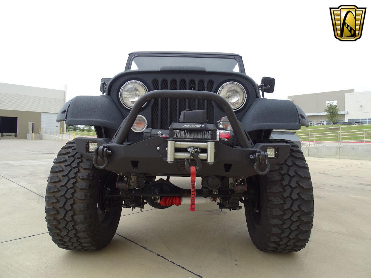 Large Picture of '81 Jeep CJ8 Scrambler located in DFW Airport Texas - LRUP