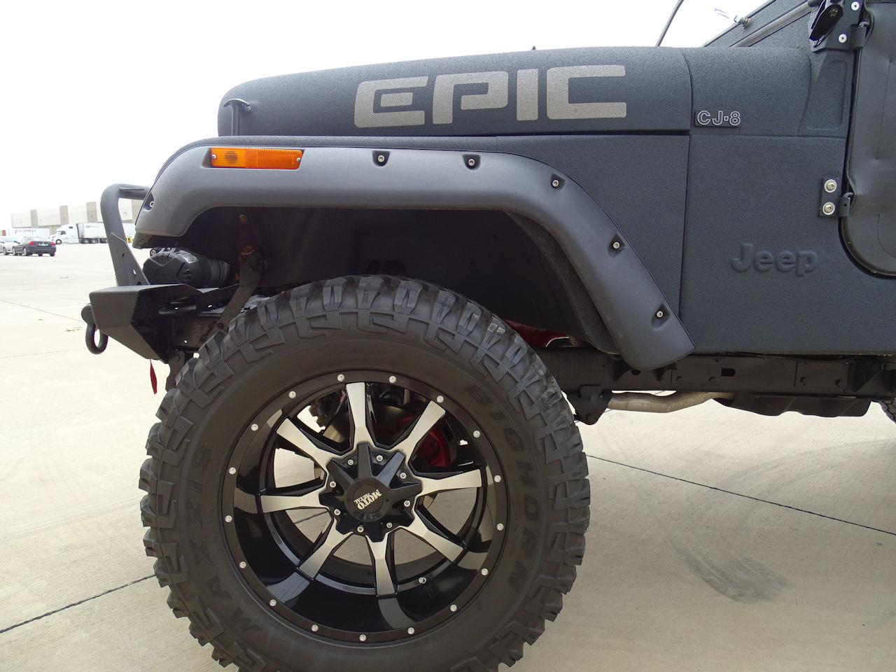 Large Picture of 1981 Jeep CJ8 Scrambler - $38,000.00 Offered by Gateway Classic Cars - Dallas - LRUP