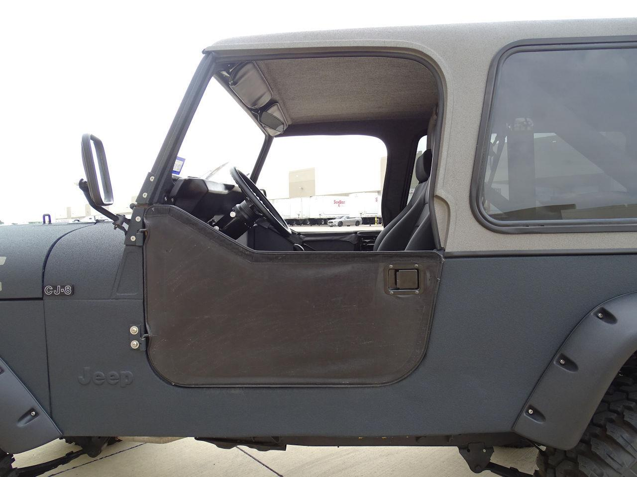 Large Picture of 1981 Jeep CJ8 Scrambler located in Texas - $38,000.00 Offered by Gateway Classic Cars - Dallas - LRUP