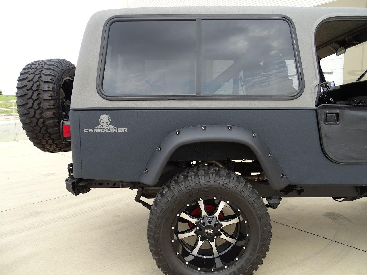 Large Picture of 1981 CJ8 Scrambler located in Texas - $38,000.00 Offered by Gateway Classic Cars - Dallas - LRUP