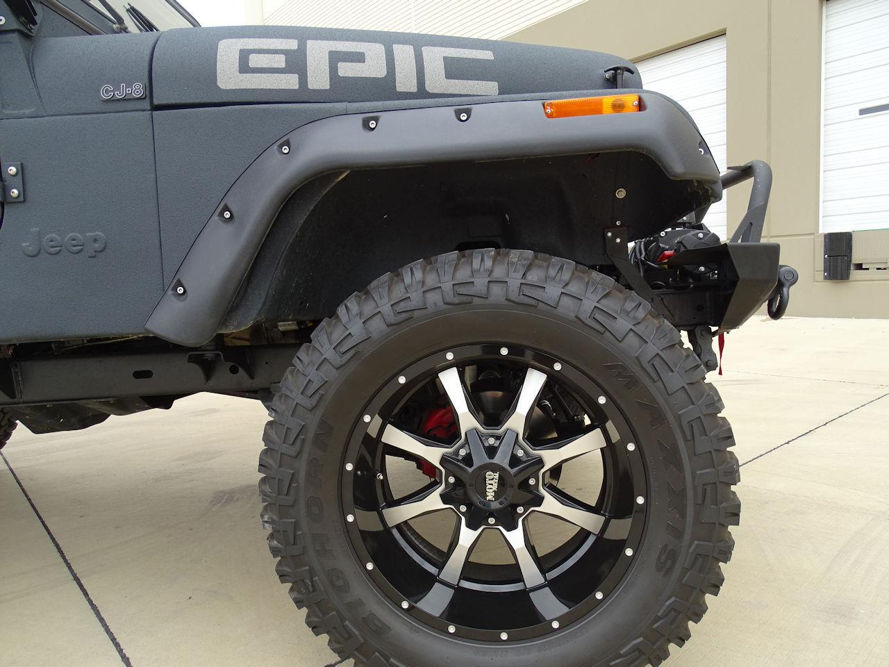 Large Picture of '81 Jeep CJ8 Scrambler Offered by Gateway Classic Cars - Dallas - LRUP