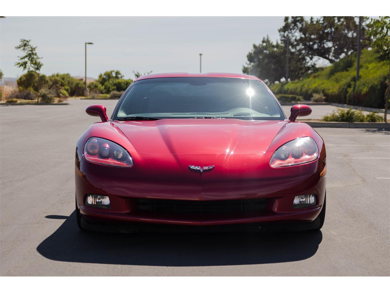 Large Picture of '08 Corvette - LRUQ