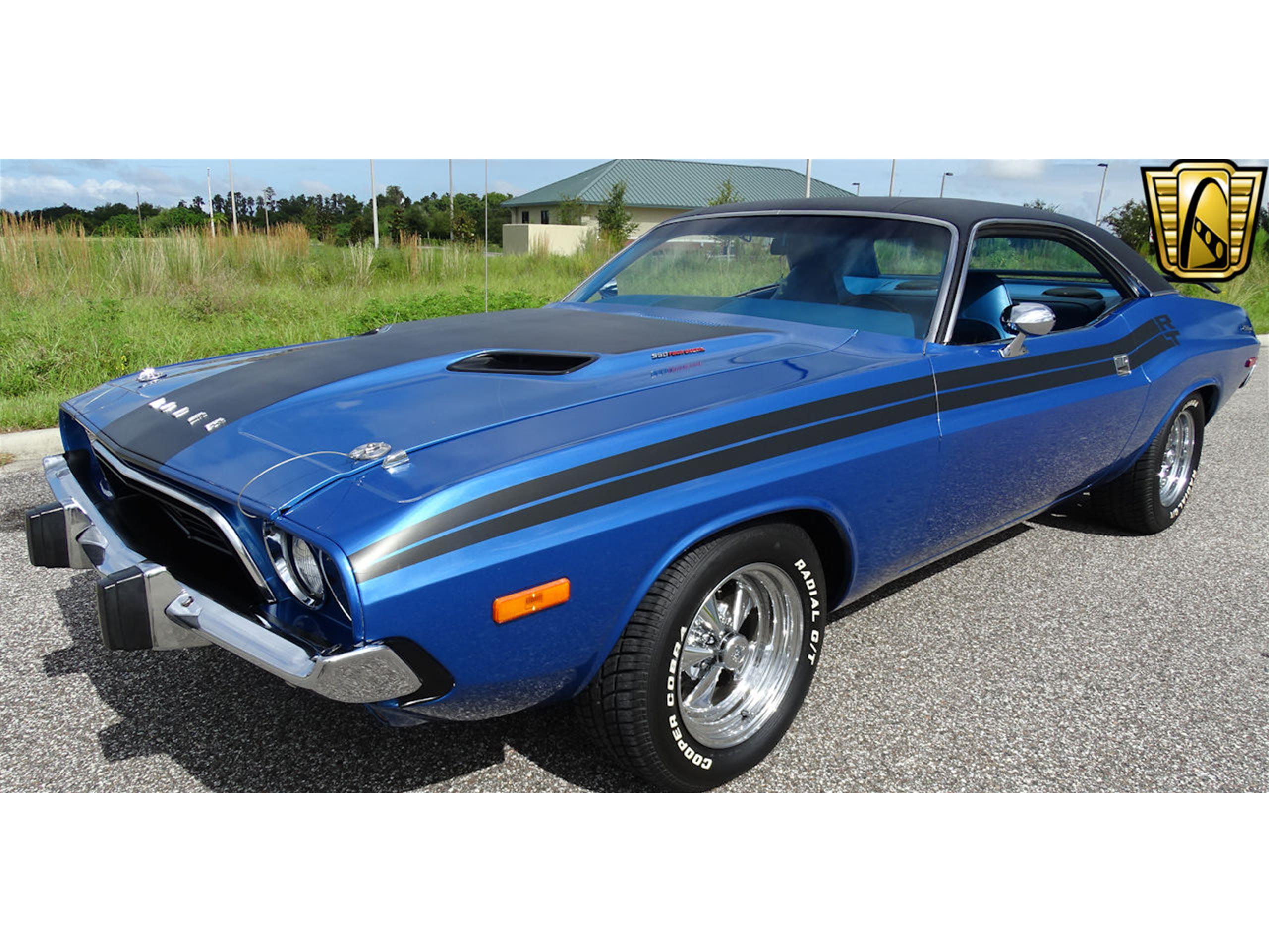 Large Picture of '73 Challenger - LRUZ