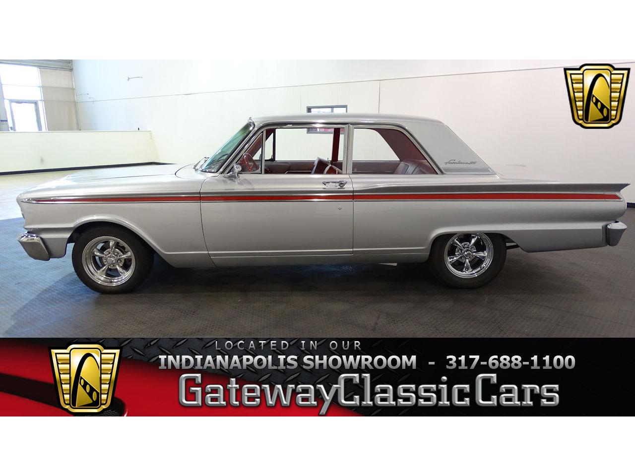 Large Picture of '63 Fairlane - $28,995.00 Offered by Gateway Classic Cars - Indianapolis - LRV1