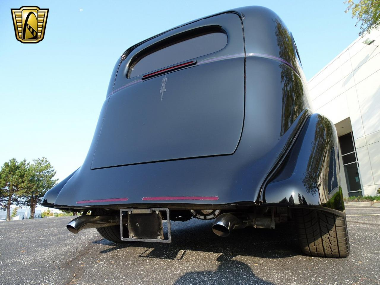 Large Picture of '38 Sedan - LRV3