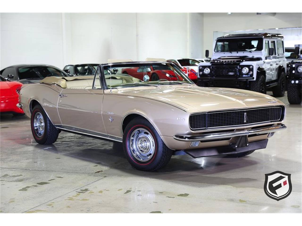 Large Picture of '67 Camaro RS - LRV4