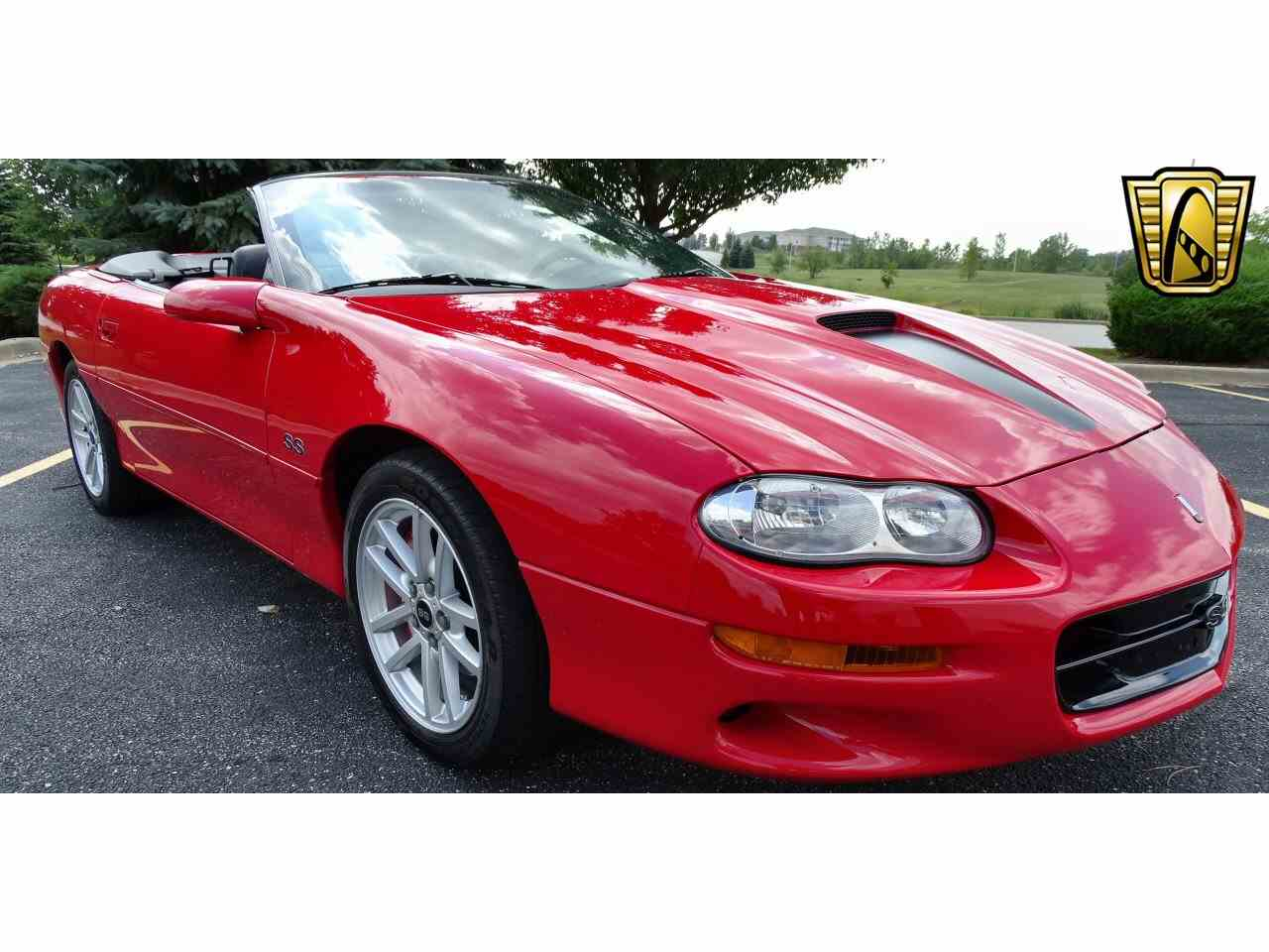 Large Picture of '02 Camaro - $20,995.00 - LRV9