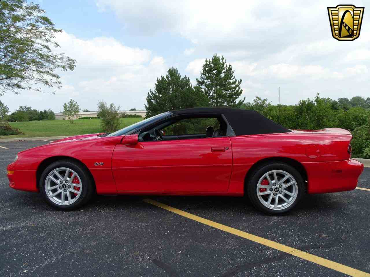 Large Picture of 2002 Camaro located in Illinois - LRV9