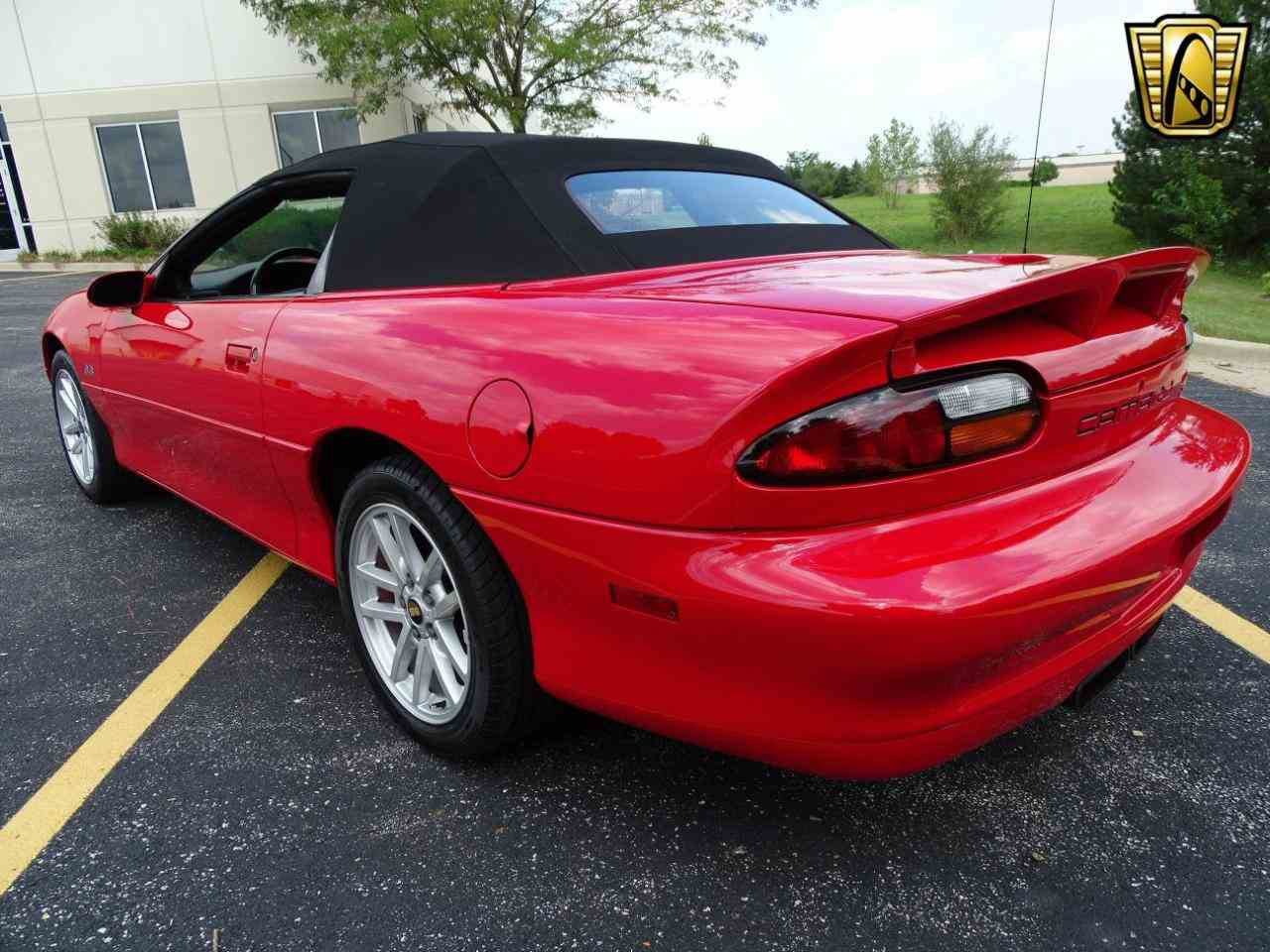 Large Picture of '02 Chevrolet Camaro located in Crete Illinois - $20,995.00 Offered by Gateway Classic Cars - Chicago - LRV9