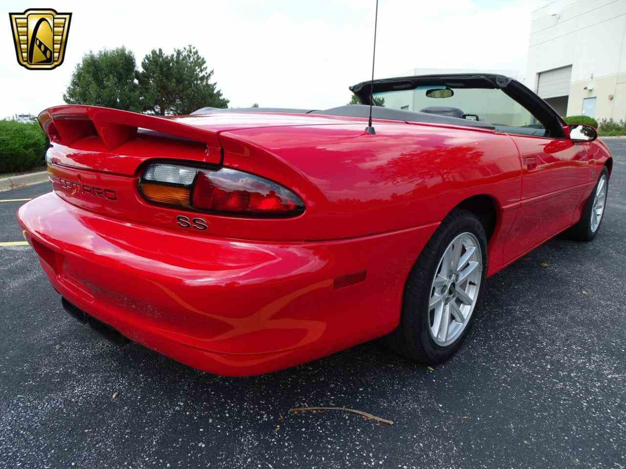 Large Picture of 2002 Chevrolet Camaro - $20,995.00 - LRV9