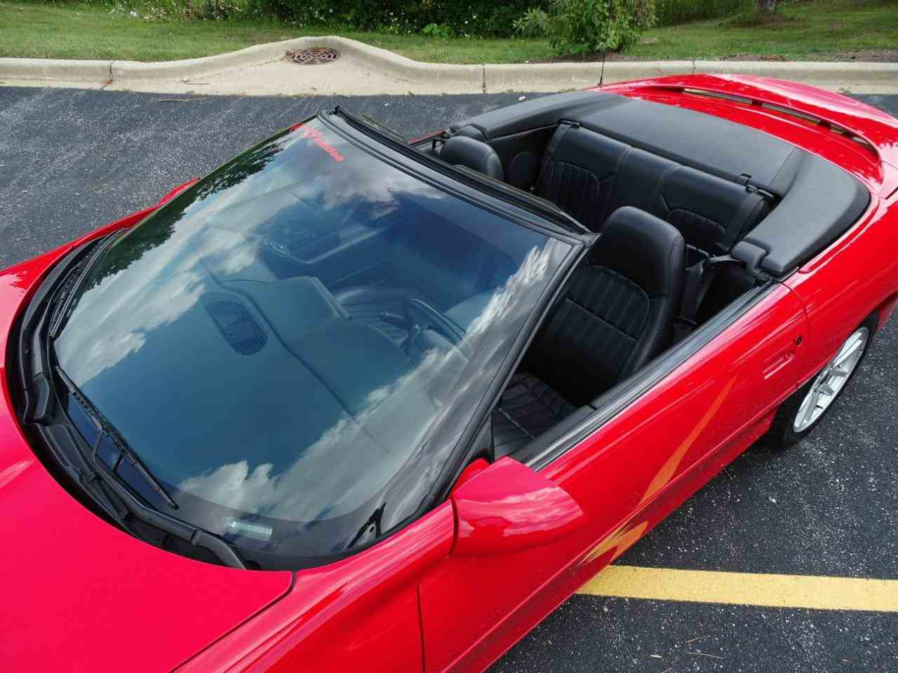 Large Picture of 2002 Chevrolet Camaro - $20,995.00 Offered by Gateway Classic Cars - Chicago - LRV9