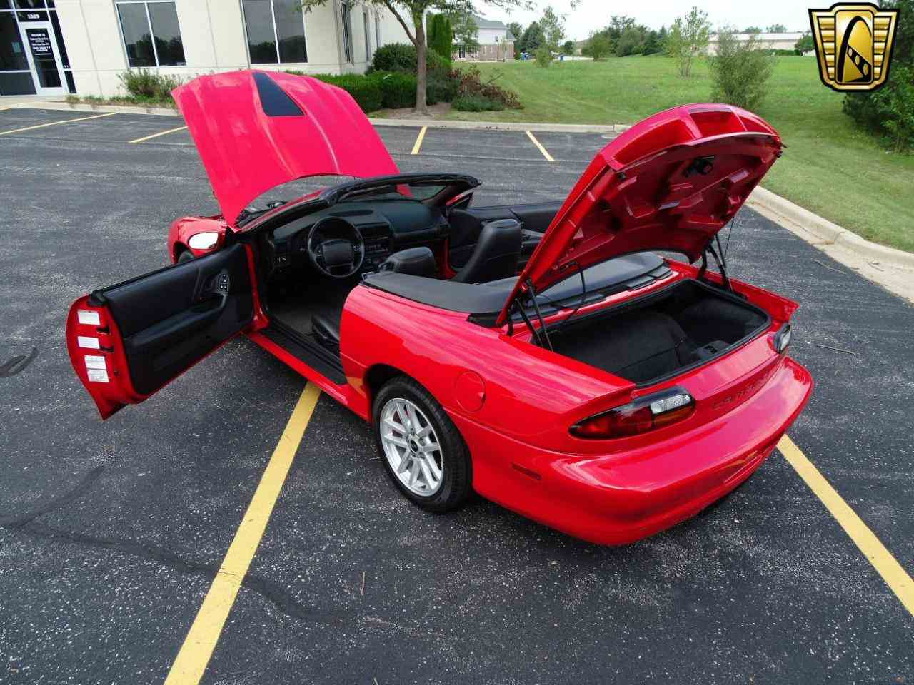 Large Picture of 2002 Camaro Offered by Gateway Classic Cars - Chicago - LRV9