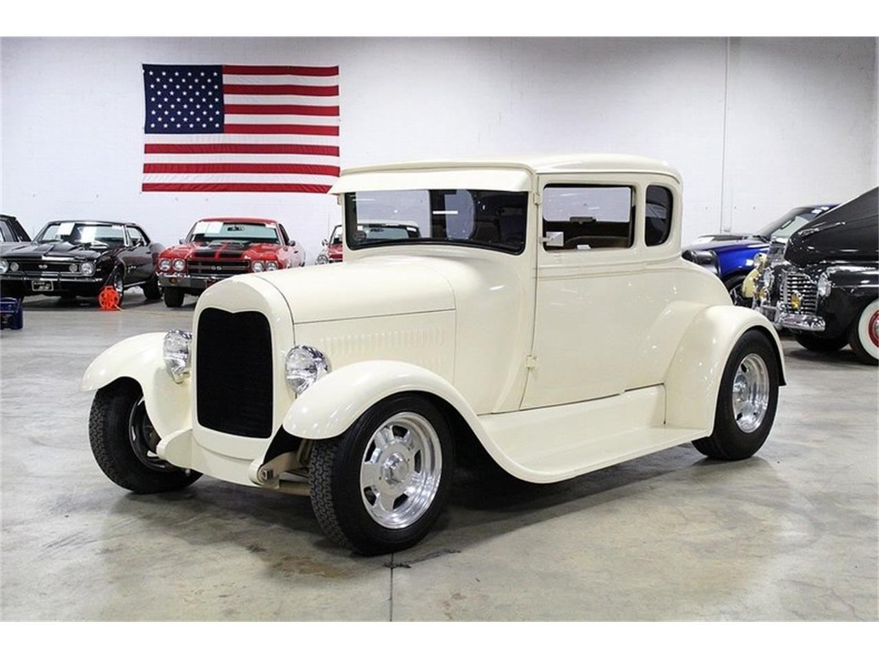 Large Picture of 1929 5-Window Coupe - $32,900.00 - LRVC