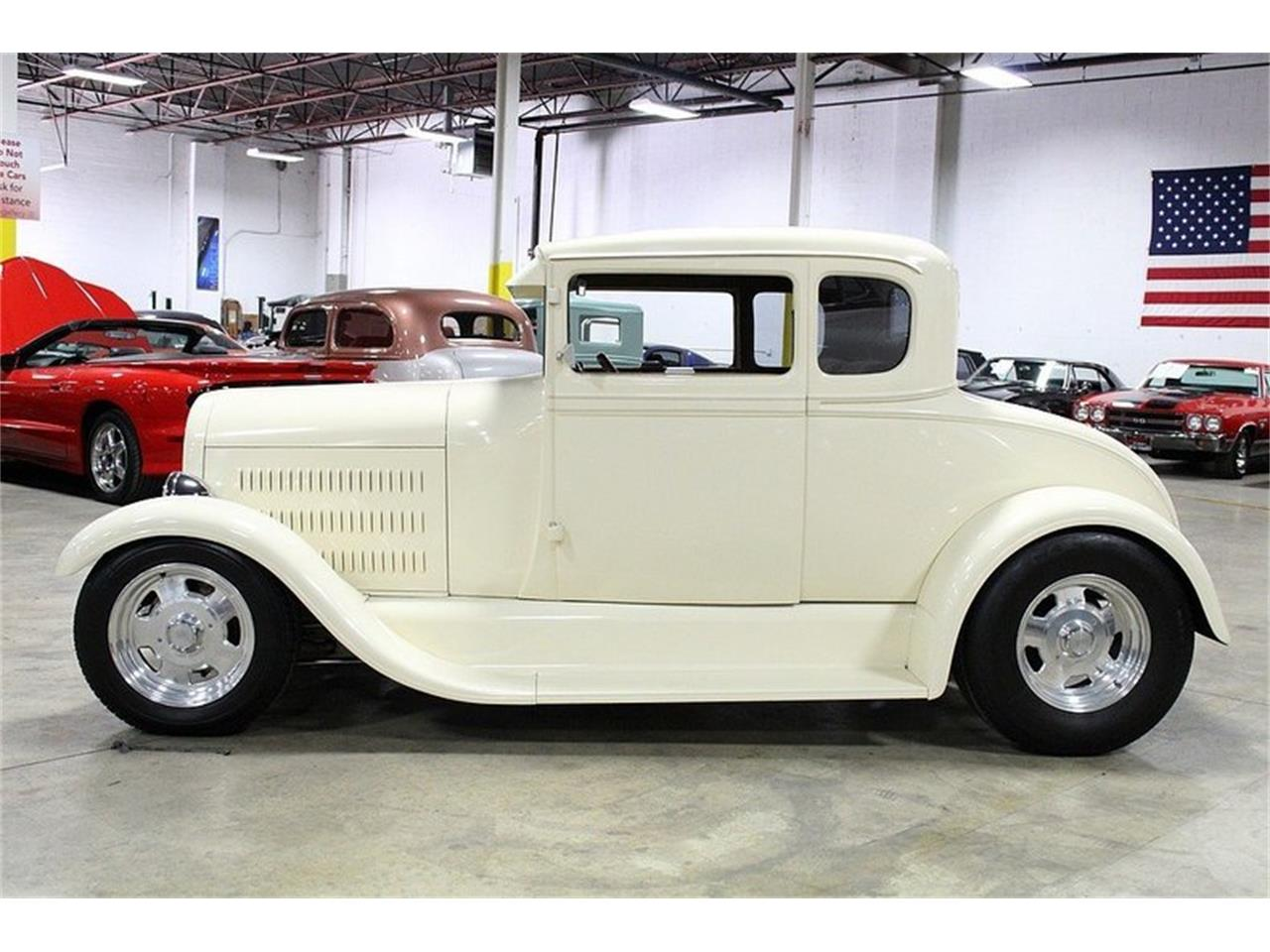 Large Picture of '29 5-Window Coupe located in Michigan - LRVC