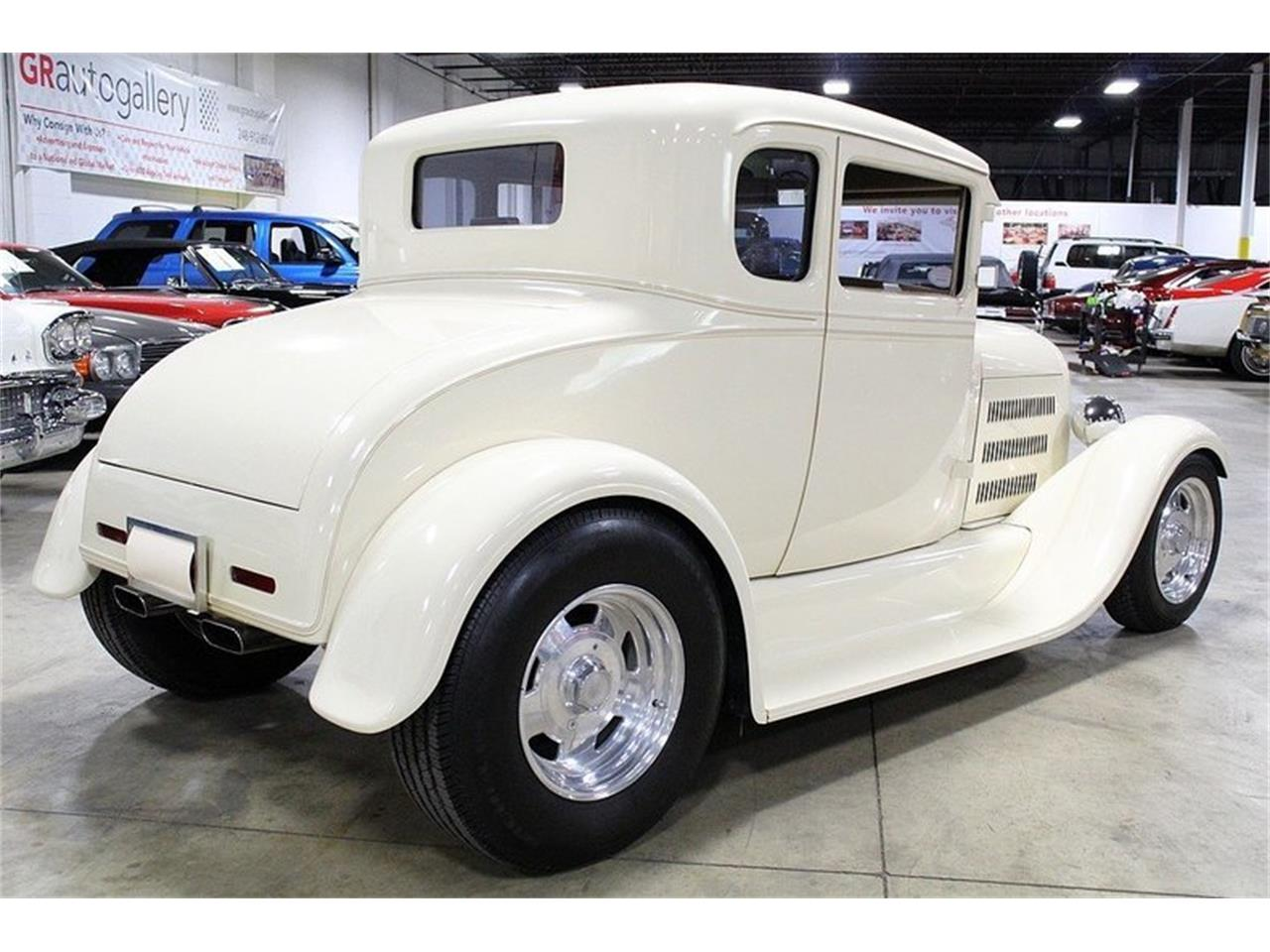 Large Picture of 1929 Ford 5-Window Coupe - $32,900.00 - LRVC