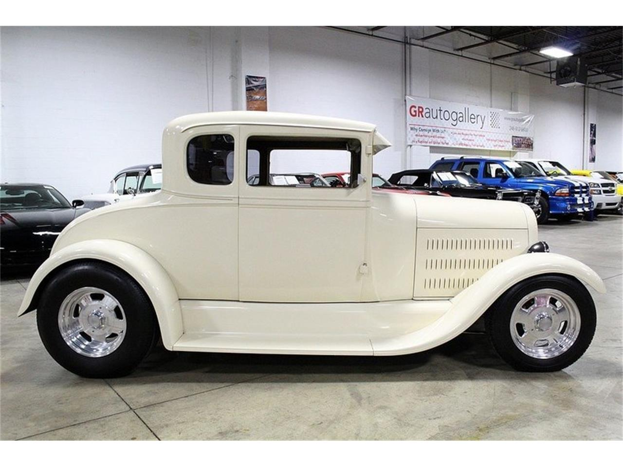 Large Picture of Classic 1929 Ford 5-Window Coupe located in Michigan - $32,900.00 Offered by GR Auto Gallery - LRVC
