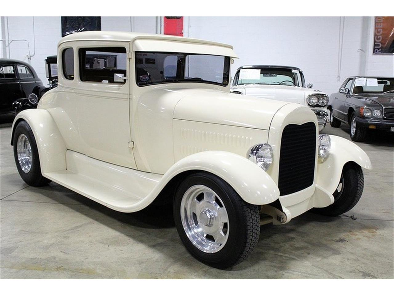 Large Picture of Classic 1929 Ford 5-Window Coupe located in Kentwood Michigan - $32,900.00 - LRVC