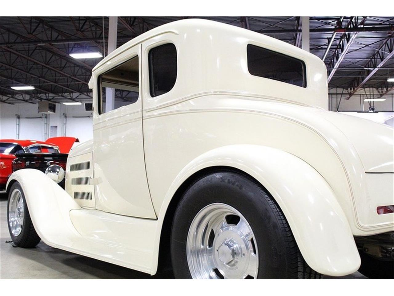 Large Picture of 1929 5-Window Coupe located in Michigan - $32,900.00 Offered by GR Auto Gallery - LRVC
