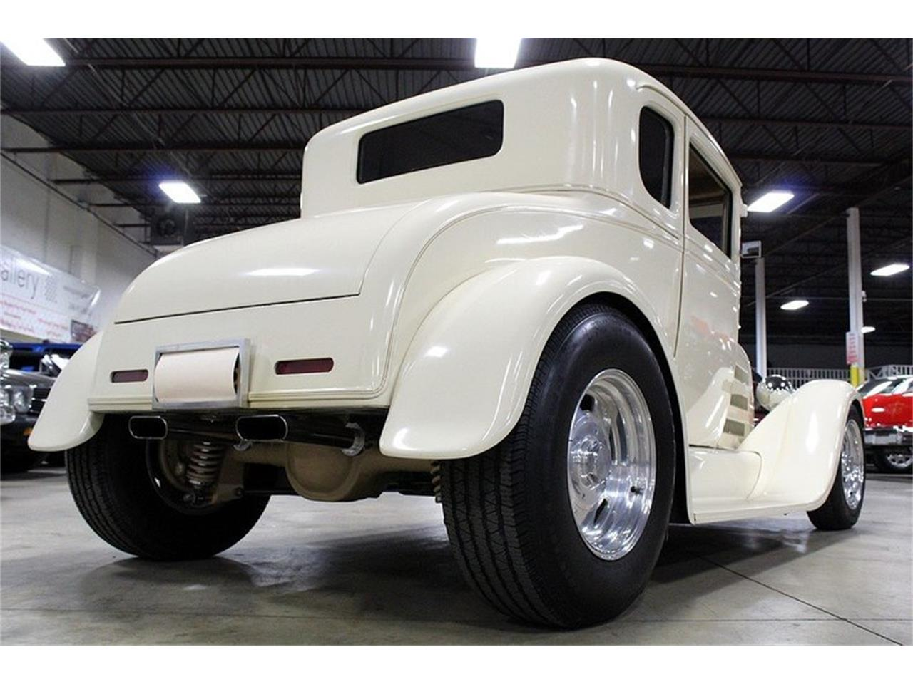 Large Picture of 1929 Ford 5-Window Coupe located in Kentwood Michigan Offered by GR Auto Gallery - LRVC