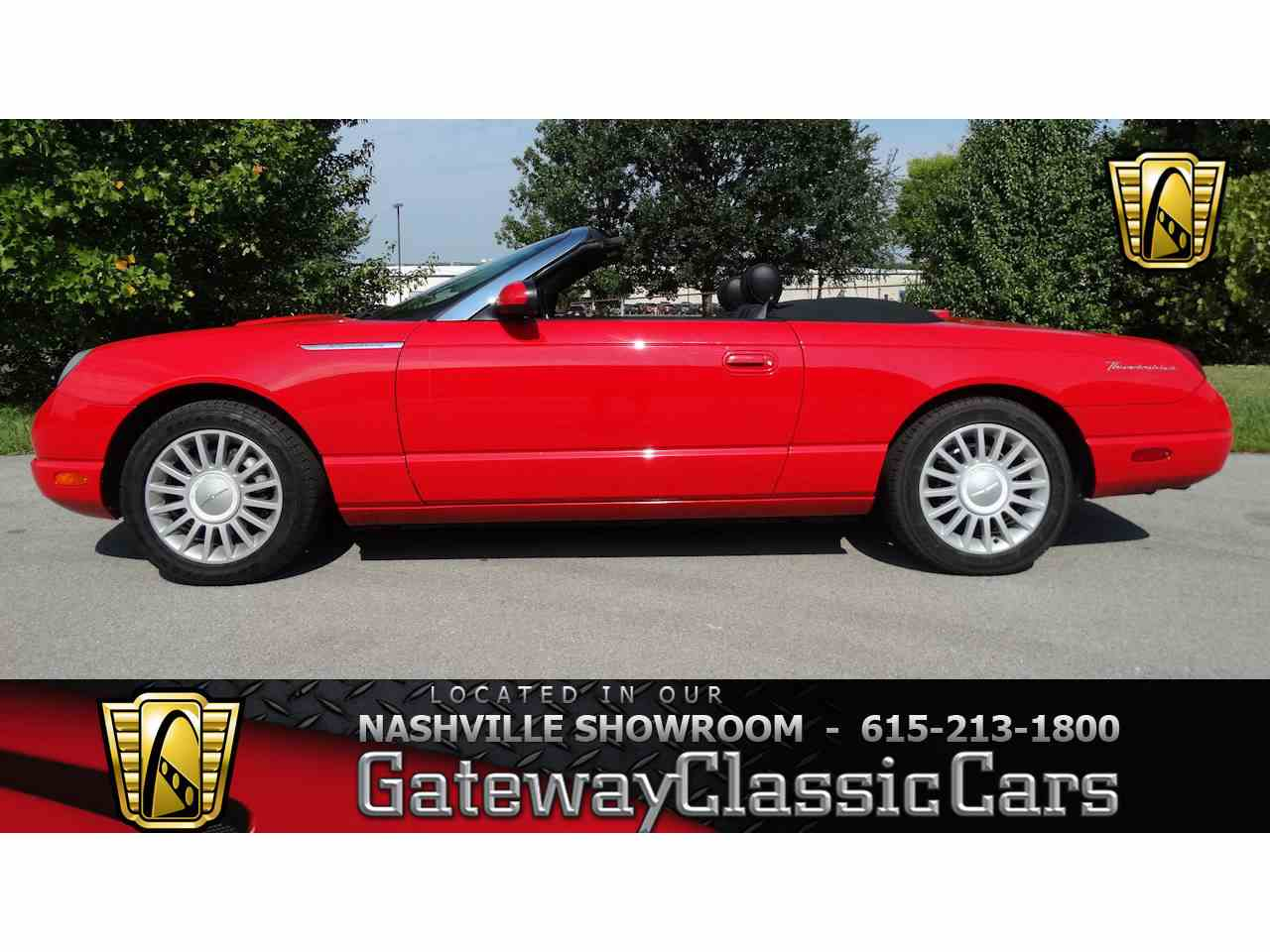 Large Picture of '05 Thunderbird - LRVK