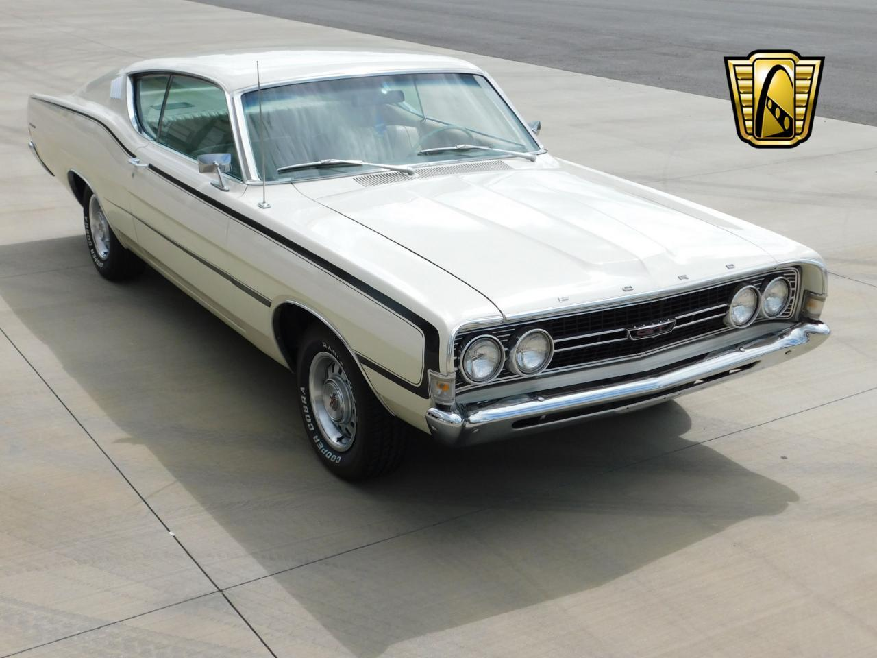 Large Picture of '68 Torino - LRVL