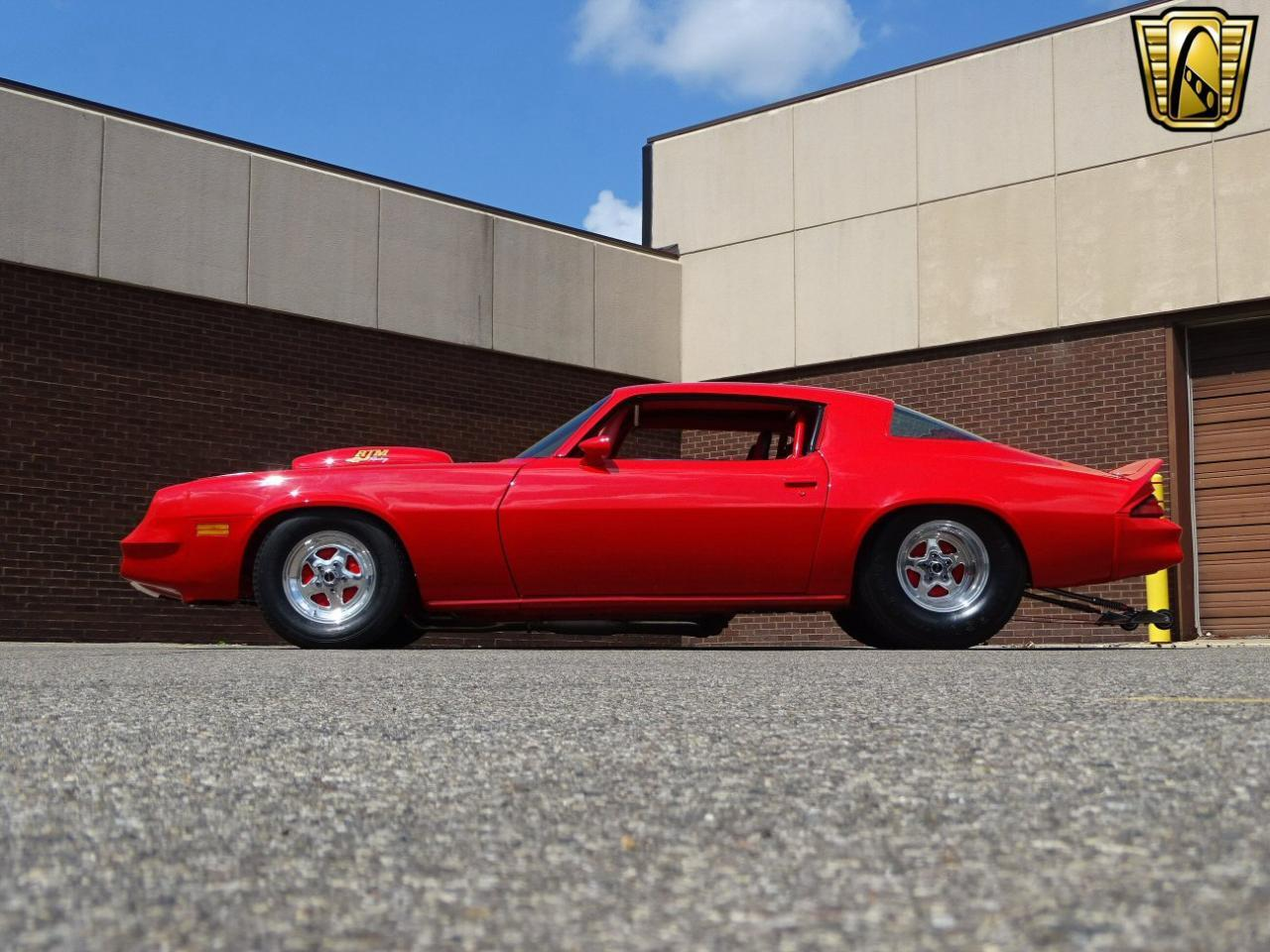 Large Picture of '79 Camaro - LRVR