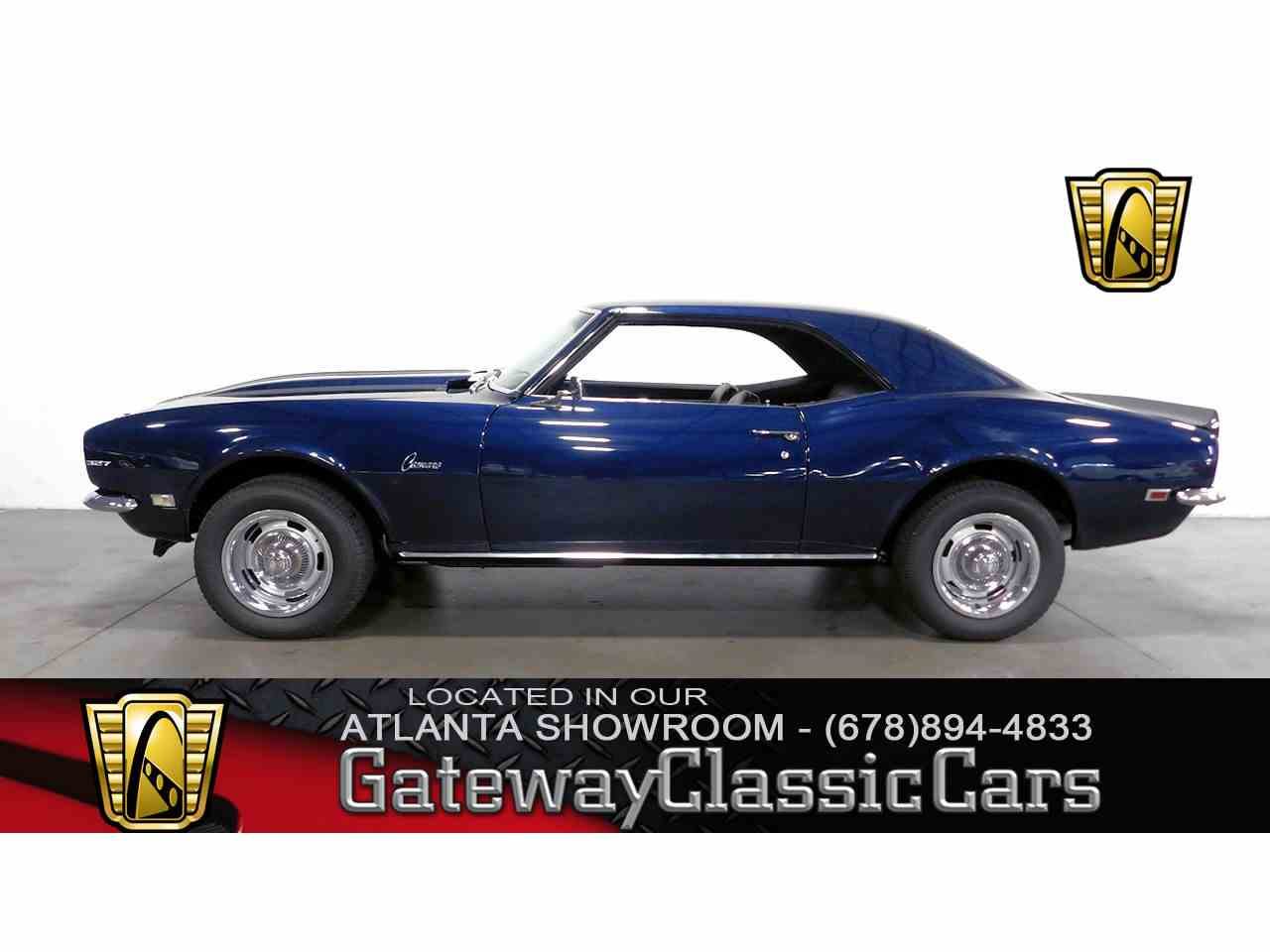 Large Picture of '68 Chevrolet Camaro - $33,995.00 Offered by Gateway Classic Cars - Atlanta - LRVS
