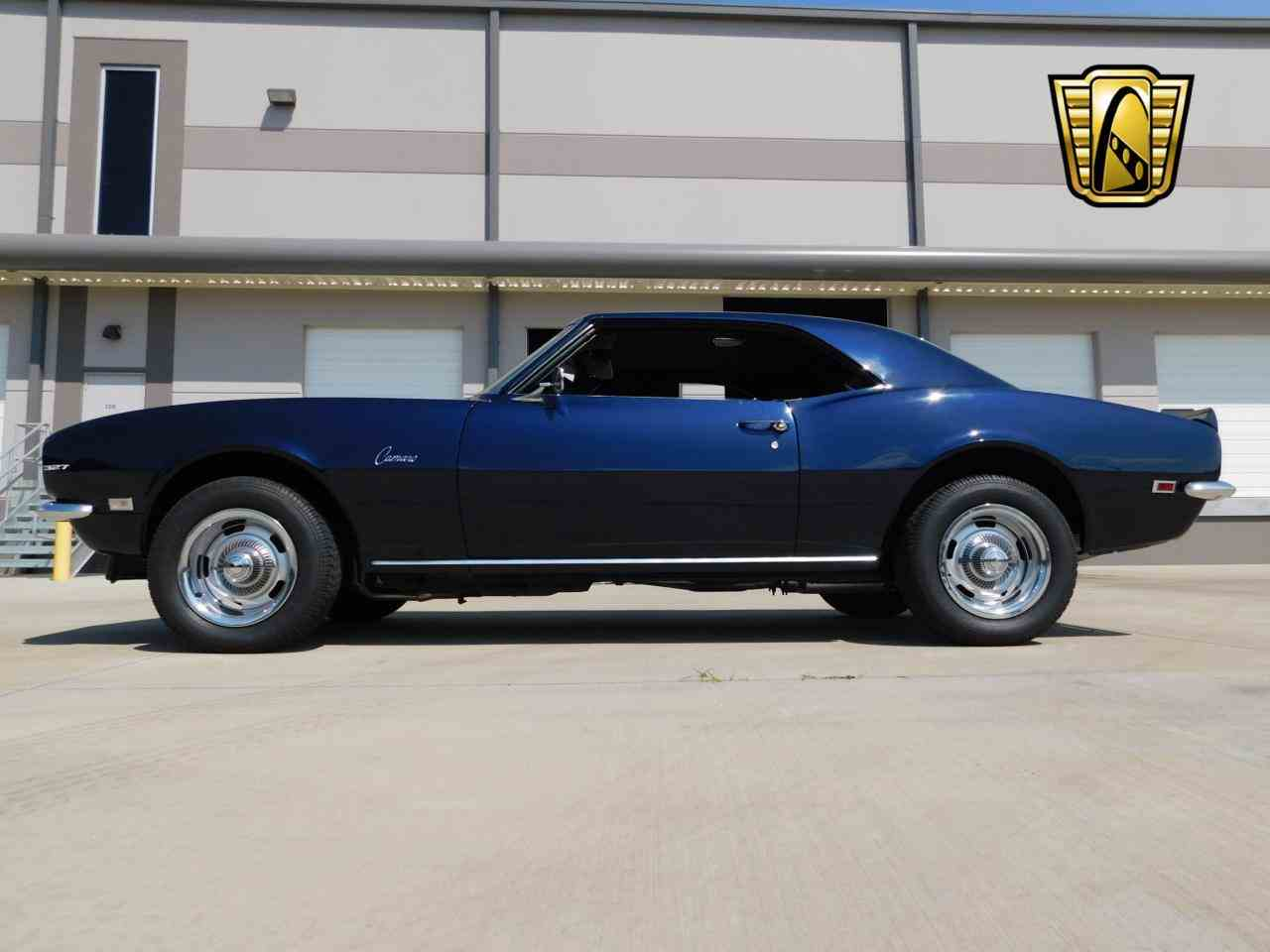 Large Picture of 1968 Chevrolet Camaro Offered by Gateway Classic Cars - Atlanta - LRVS