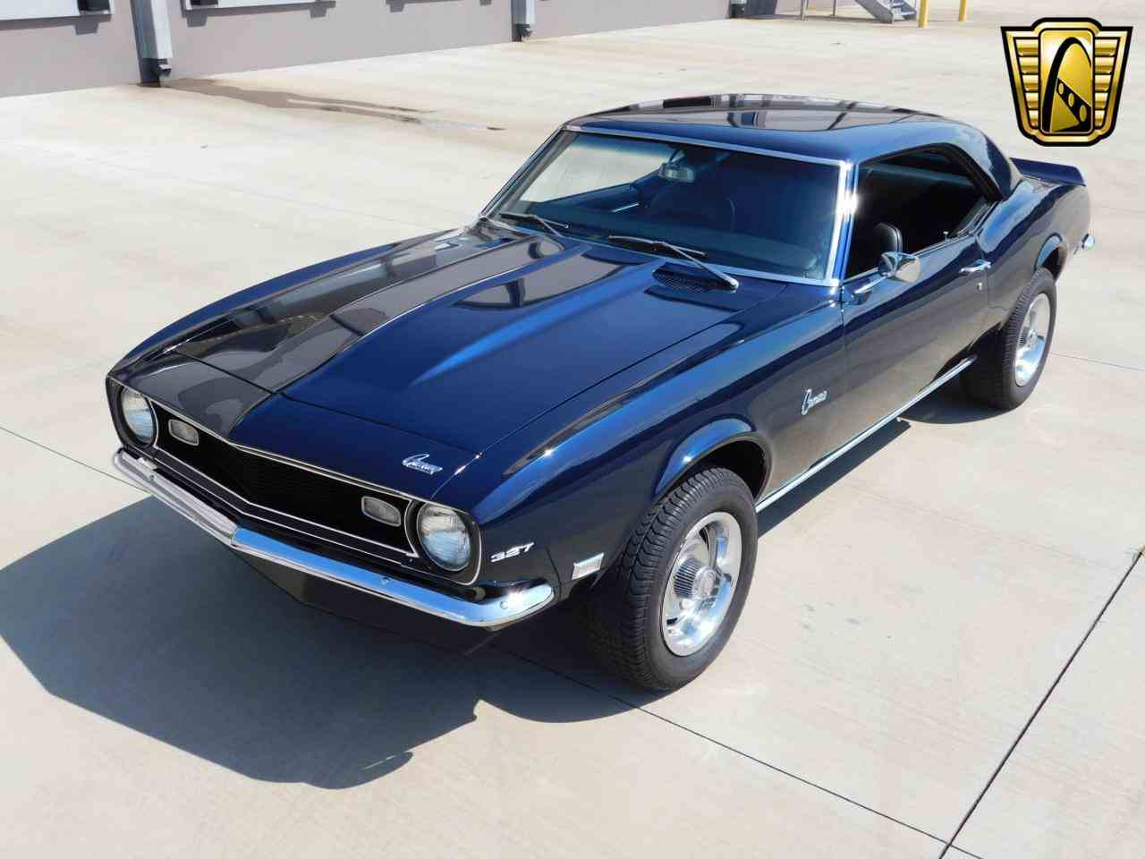 Large Picture of '68 Camaro Offered by Gateway Classic Cars - Atlanta - LRVS