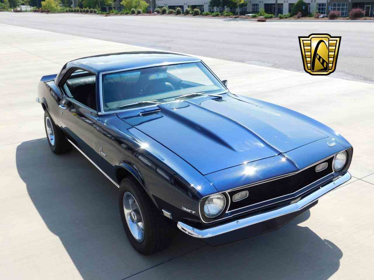 Large Picture of '68 Chevrolet Camaro - $33,995.00 - LRVS