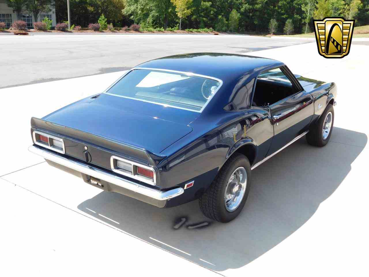 Large Picture of Classic '68 Chevrolet Camaro located in Georgia Offered by Gateway Classic Cars - Atlanta - LRVS