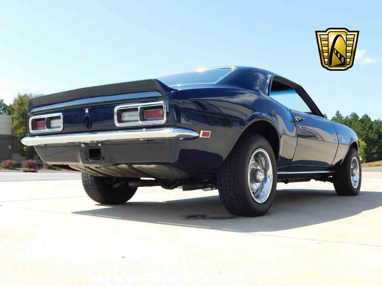 Large Picture of Classic '68 Camaro located in Georgia - $33,995.00 Offered by Gateway Classic Cars - Atlanta - LRVS