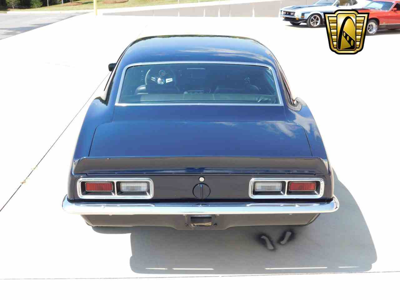 Large Picture of '68 Chevrolet Camaro located in Alpharetta Georgia - $33,995.00 Offered by Gateway Classic Cars - Atlanta - LRVS