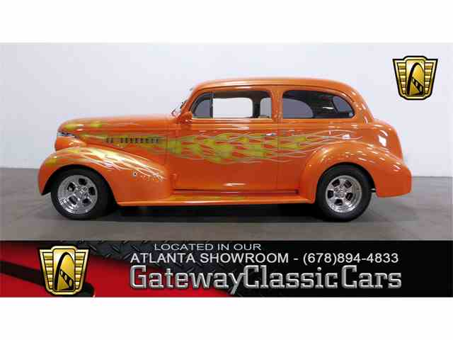 Picture of Classic 1939 Chevrolet Deluxe - $48,995.00 - LRVW