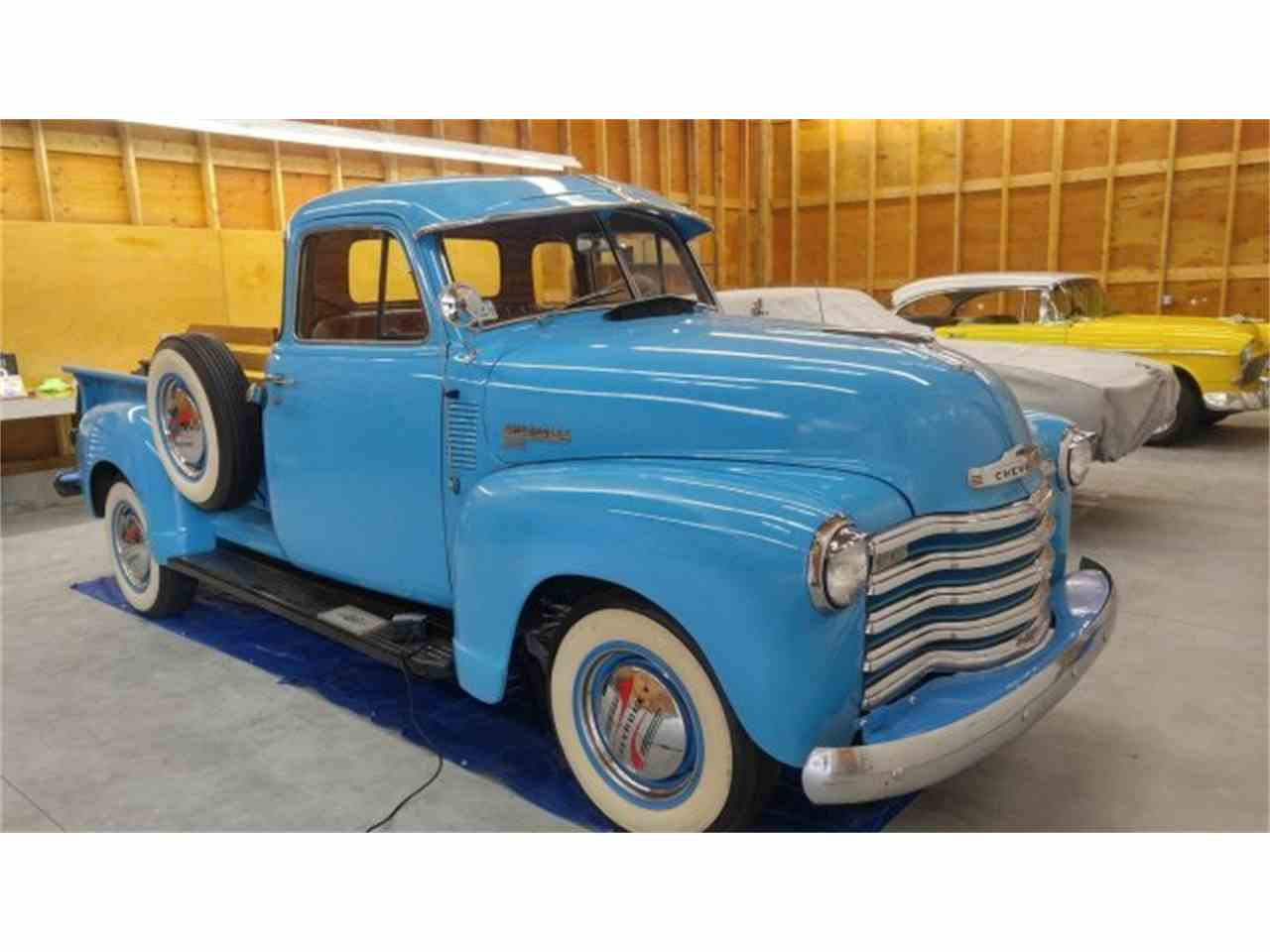 Large Picture of '51 3/4-Ton Pickup located in Hanover Massachusetts Offered by CARuso Classic Cars - LRWS