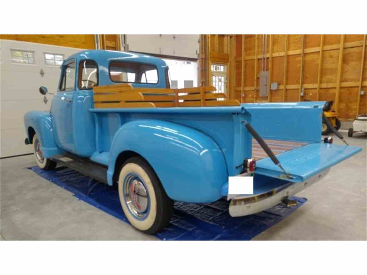 Large Picture of 1951 Chevrolet 3/4-Ton Pickup - LRWS