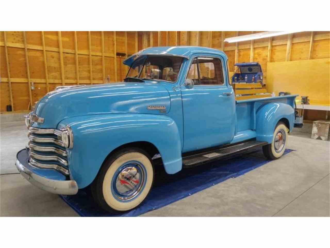 Large Picture of Classic 1951 3/4-Ton Pickup located in Hanover Massachusetts - LRWS
