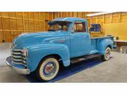 Picture of '51 Chevrolet 3/4-Ton Pickup located in Massachusetts - $21,500.00 Offered by CARuso Classic Cars - LRWS
