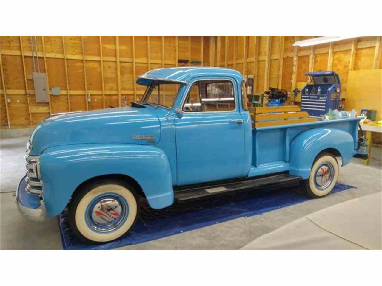 Large Picture of 1951 Chevrolet 3/4-Ton Pickup - $21,500.00 - LRWS