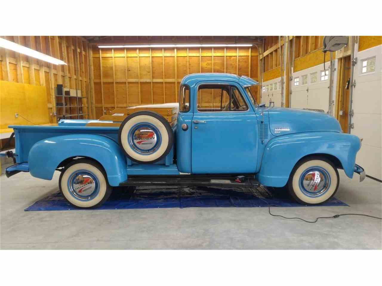 Large Picture of '51 Chevrolet 3/4-Ton Pickup located in Hanover Massachusetts - $21,500.00 - LRWS