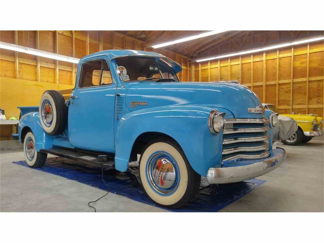 Large Picture of Classic '51 3/4-Ton Pickup located in Hanover Massachusetts - $21,500.00 - LRWS