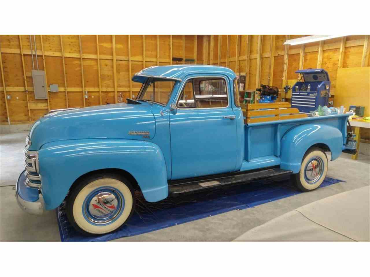 Large Picture of Classic '51 3/4-Ton Pickup located in Massachusetts - $21,500.00 Offered by CARuso Classic Cars - LRWS