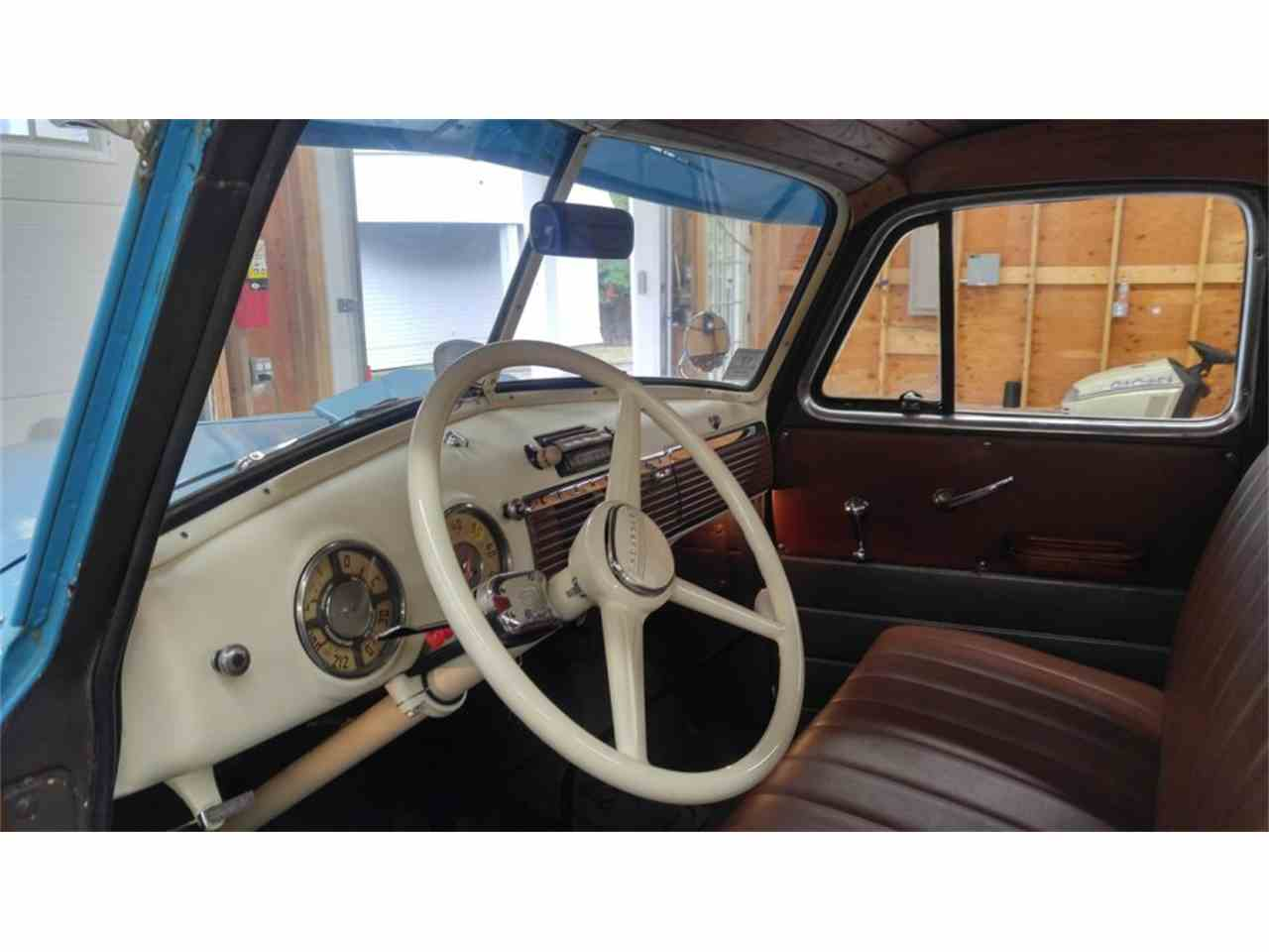 Large Picture of Classic '51 3/4-Ton Pickup - $21,500.00 Offered by CARuso Classic Cars - LRWS