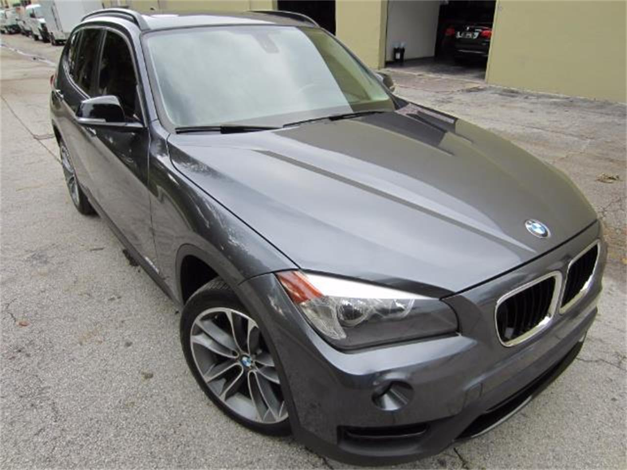Large Picture of '14 BMW X1 located in Delray Beach Florida - LRWY